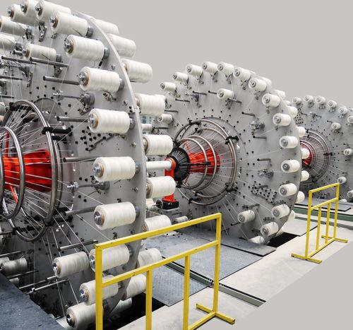 RTP pipe extrusion line