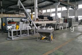 PVC 51 Profile Production Line