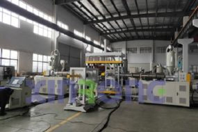 Successful Testing of Pipe Straight Fitting Injection Machine