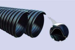 XINRONG PE STEEL BELT REINFORCED PIPE MACHINE
